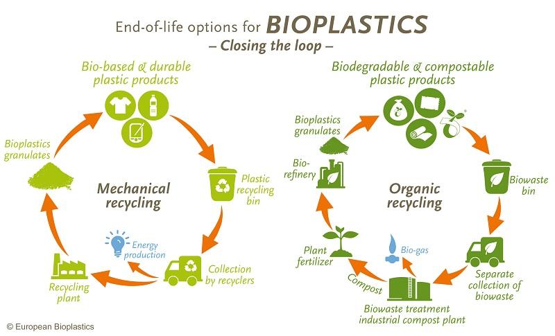How to dispose of bio-based plastics? - AllThings Bio